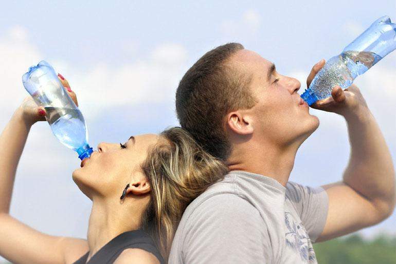 ayuno-aumentar-fertilidad-agua